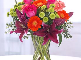 Vibrant Seasonal Bouquet