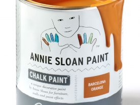 Barcelona Orange  Chalk Paint® by Annie Sloan