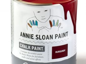 Burgundy  Chalk Paint® by Annie Sloan