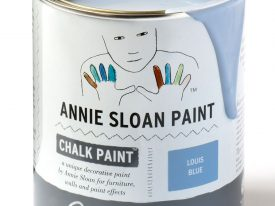 Louis Blue Chalk Paint® by Annie Sloan