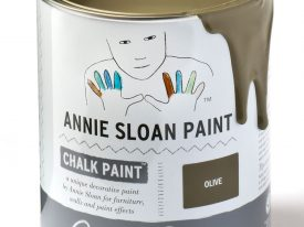 Olive  Chalk Paint® by Annie Sloan